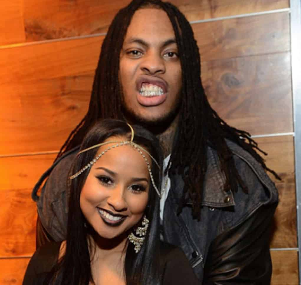 waka flocka tammy rivera breakup