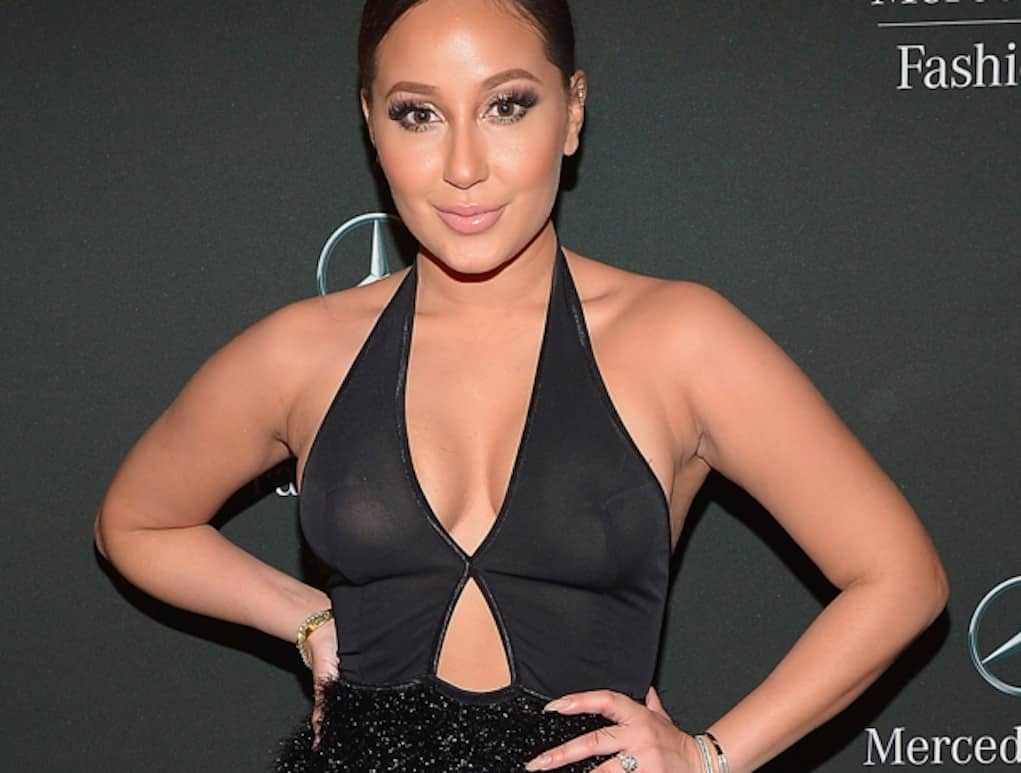 Leaked Adrienne Bailon nude (98 photos), Topless, Is a cute, Feet, bra 2017