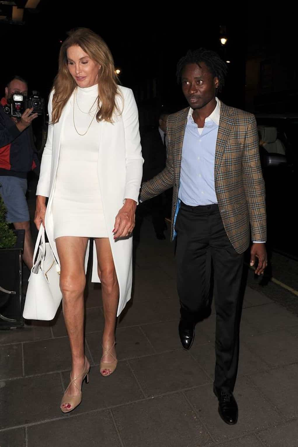 Caitlyn Jenner Hits The Town With Black Boyfriend-1385