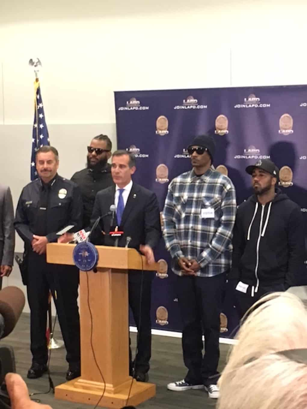 game snoop lapd