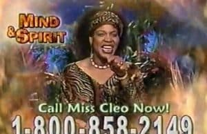 miss cleo dead