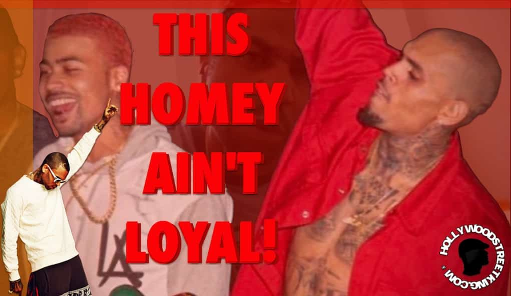 The Brotherly Betrayal of Chris Brown_ Fake Homey Exposed Selling TMZ Stories On Breezy for Bank!