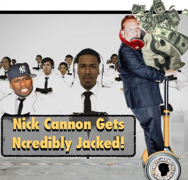 The Ncredible Monster Jack of Nick Cannon