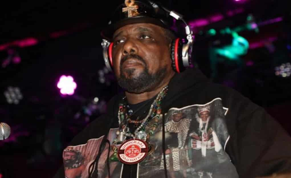 afrika bambaataa audio threatening victims