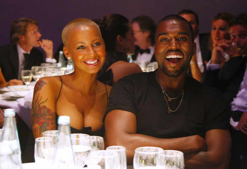 amber rose sexual partners