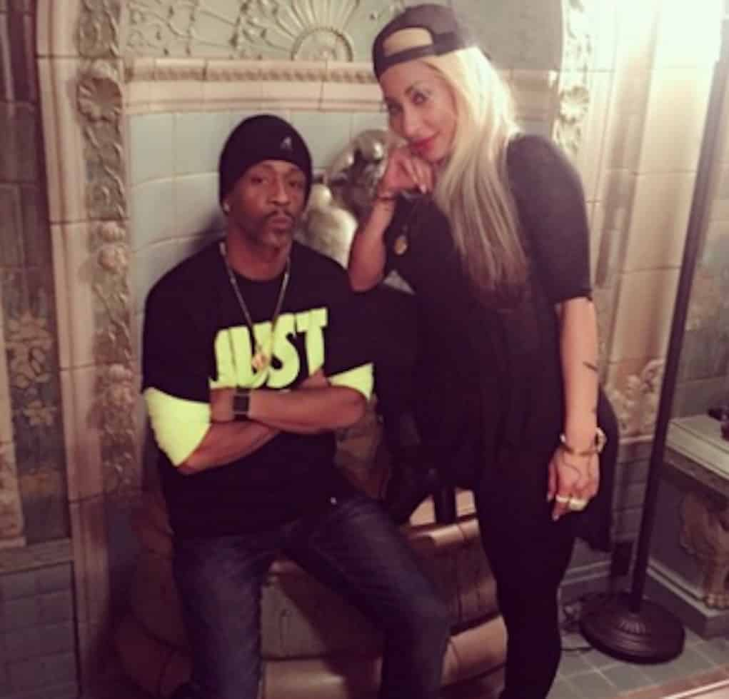 hazel-e katt williams back together