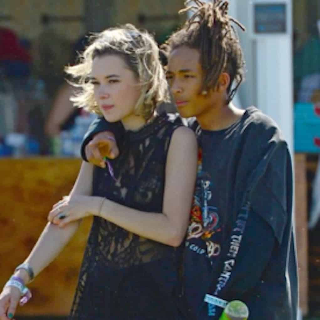 jaden smith girlfriend cheating