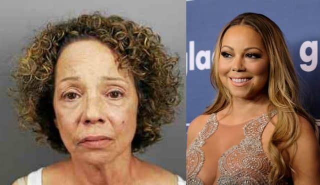 mariah carey's sister arrested prostitution