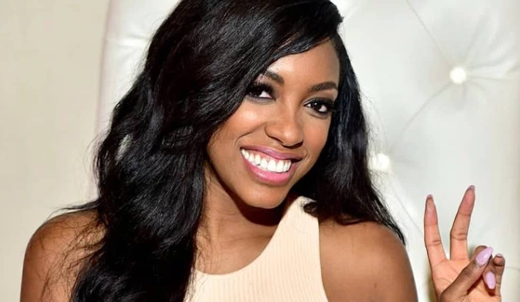 porsha williams collapses mall parking lot
