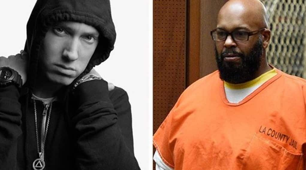 suge knight tried kill eminem