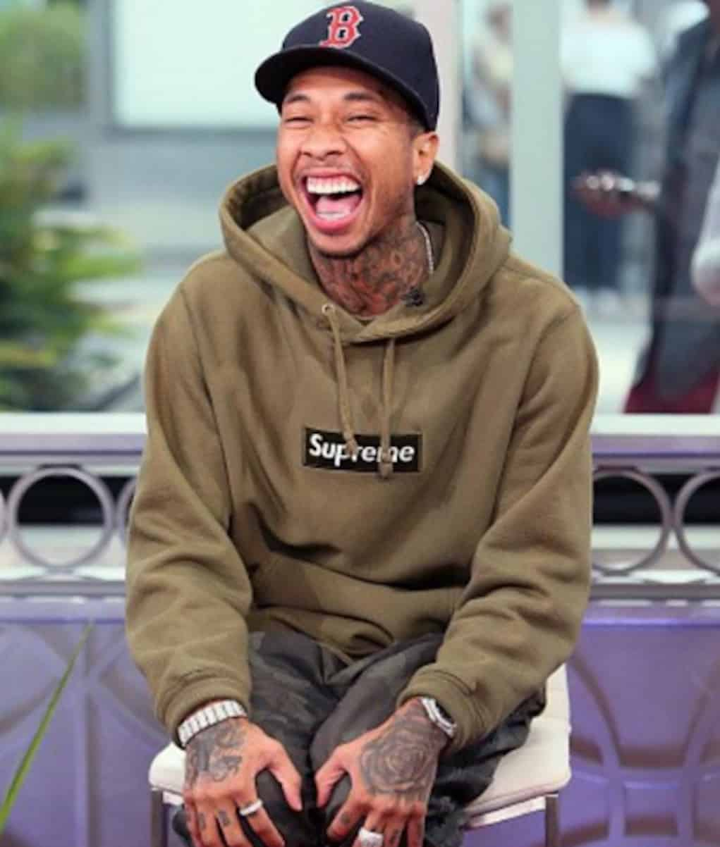Tyga Pays Landlord And King Birthday