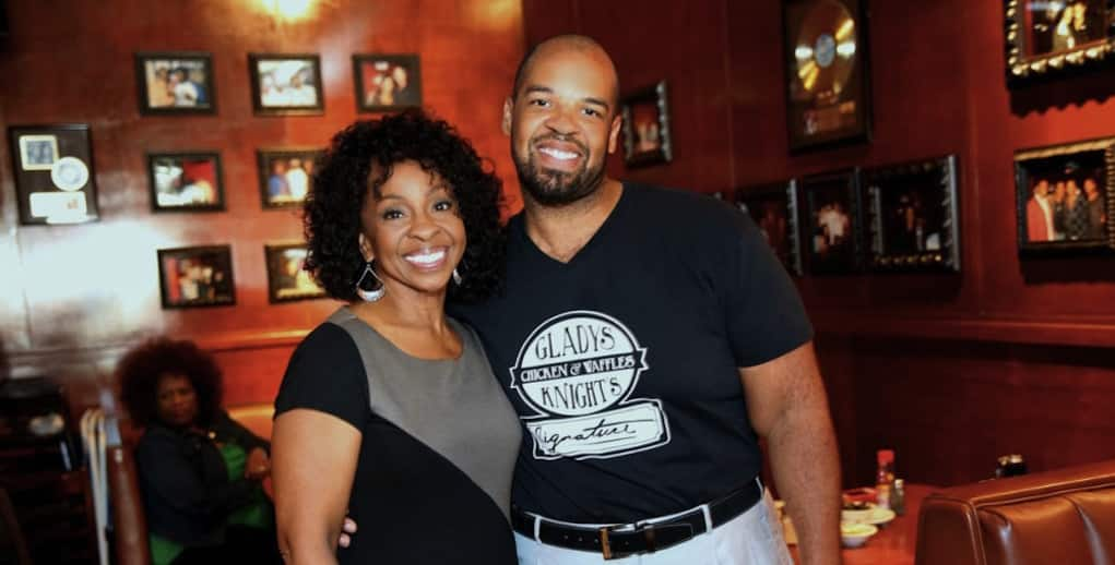 gladys knight son blackmail