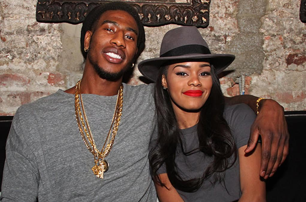 iman shumpert teyana taylor cheating