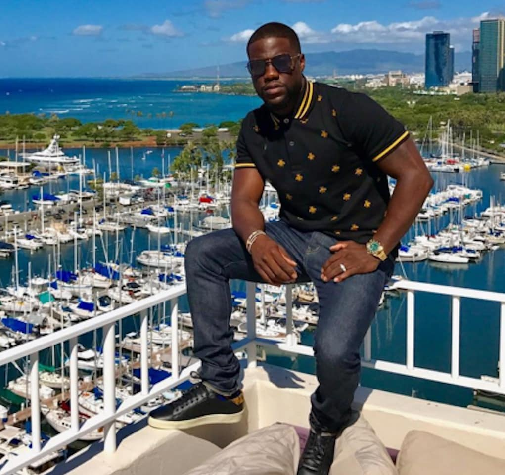 kevin hart king of comedy