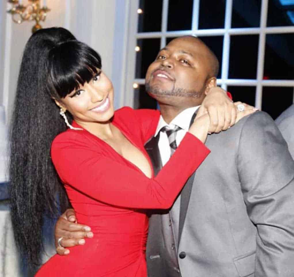 nicki minaj brother divorce