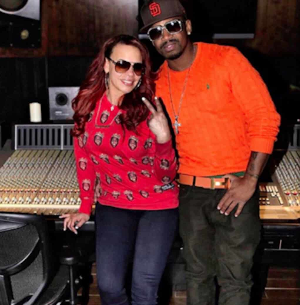 stevie j dating faith evans