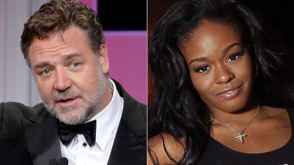 azealia banks police report russell crowe