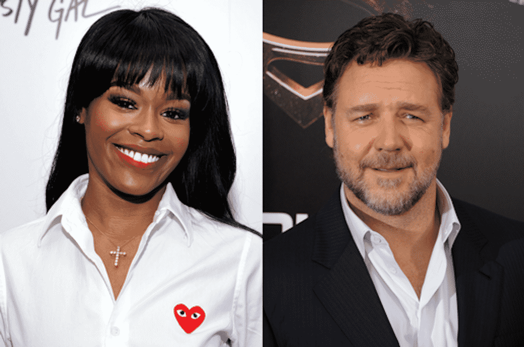 russell crowe azealia banks fight