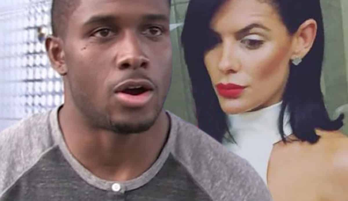 reggie bush side chick monique exposito