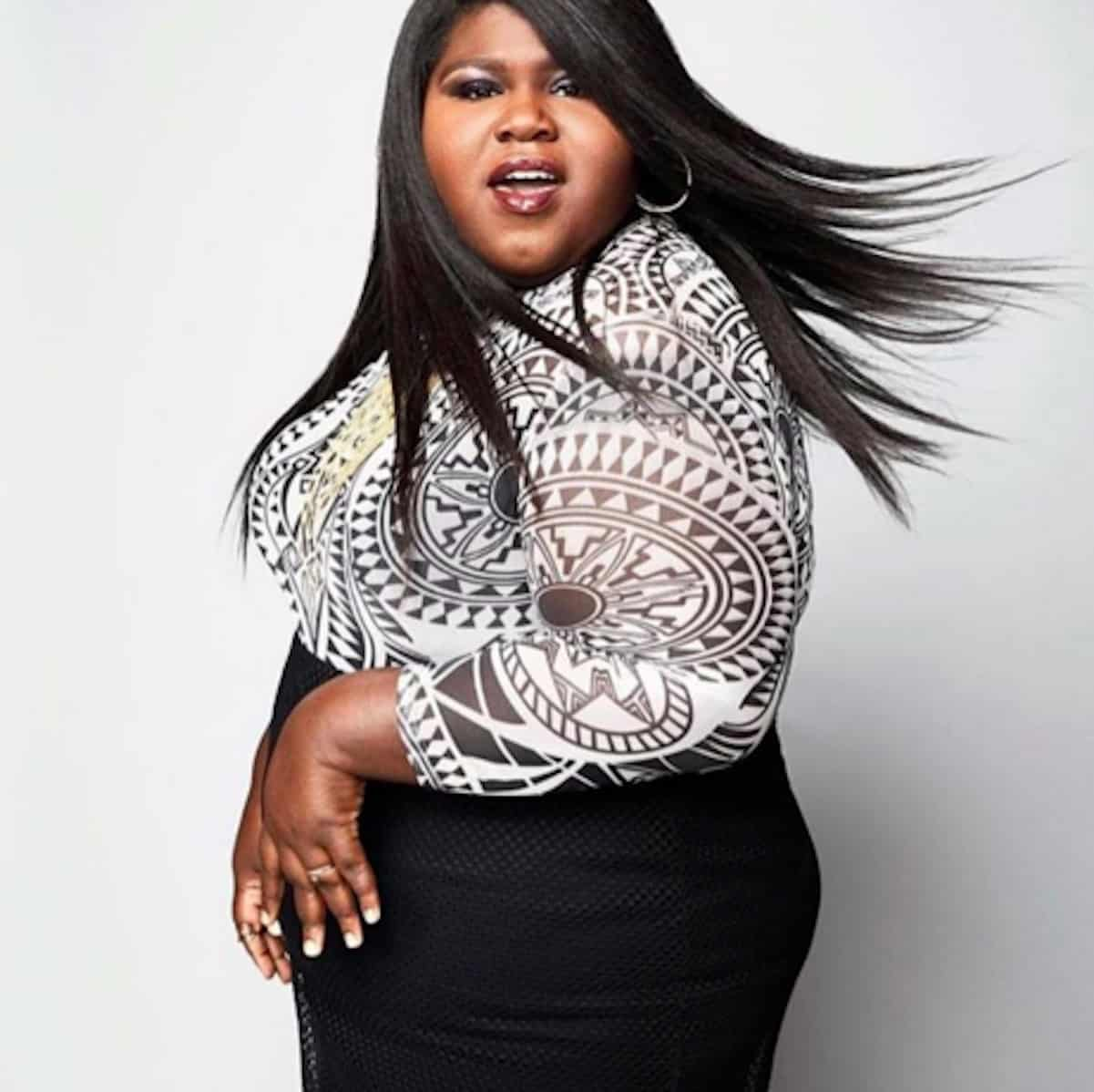 Gabourey Sidibe weightloss