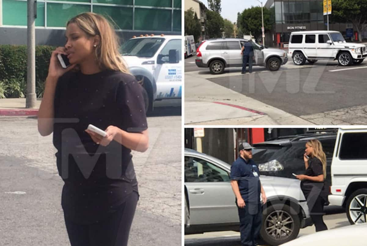 ciara car accident