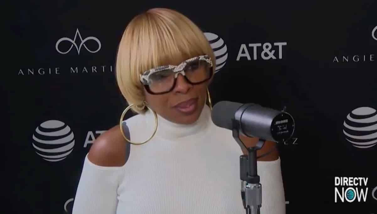mary j blige spousal support