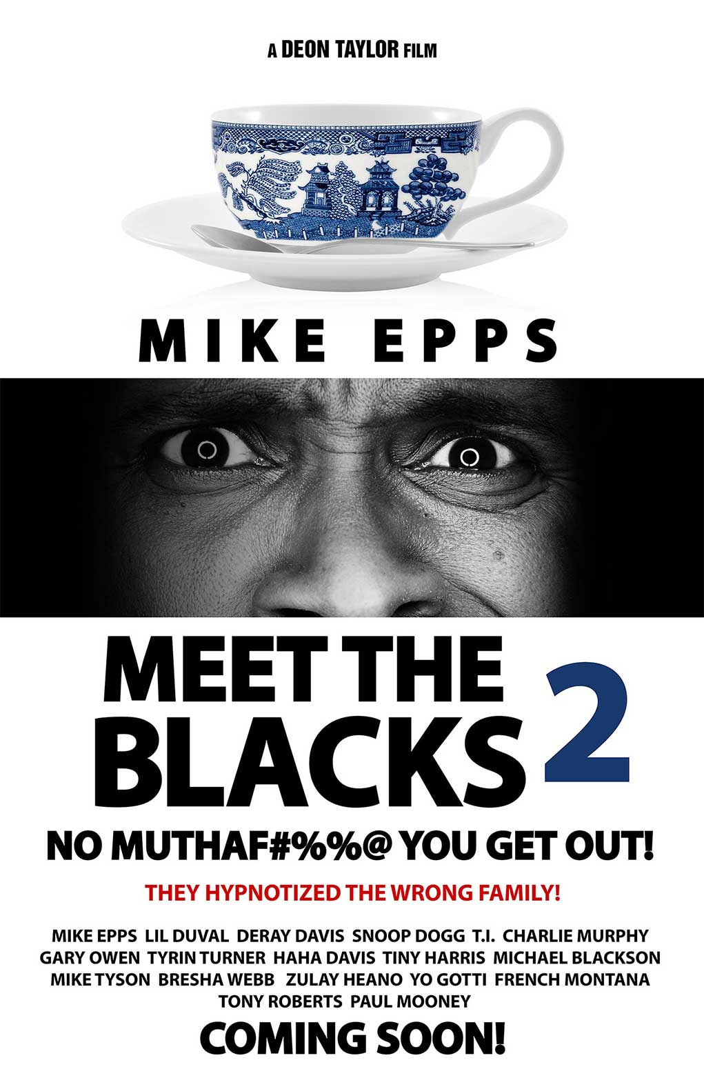 Meet the Blacks sequal Get Out Spoof