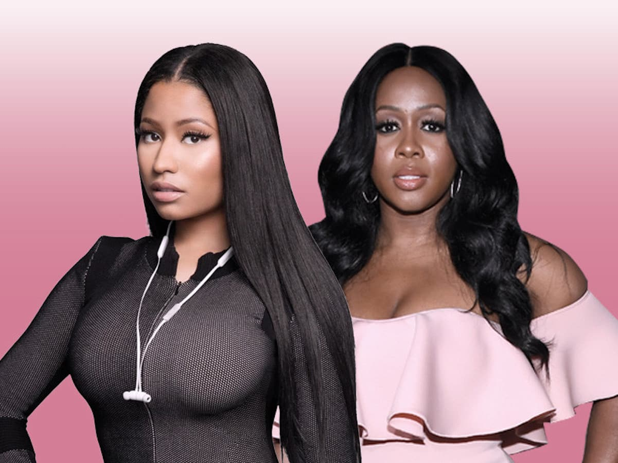 nicki minaj remy ma no frauds