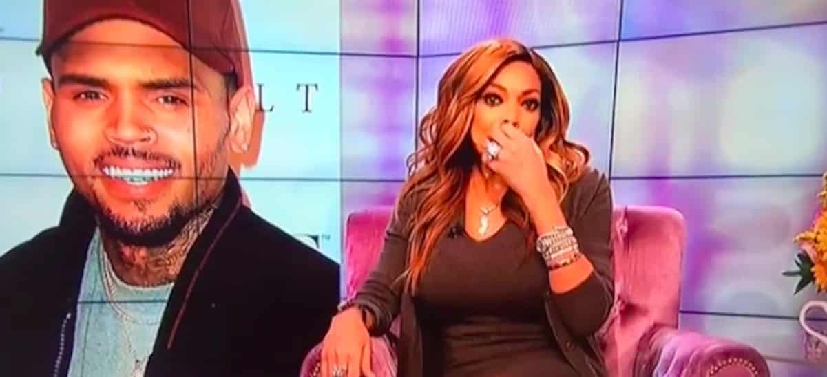 wendy williams chris brown drugs