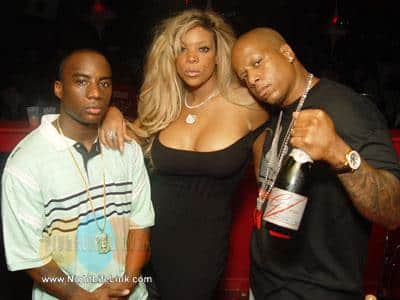 Charlamagne Tha God and His Wife