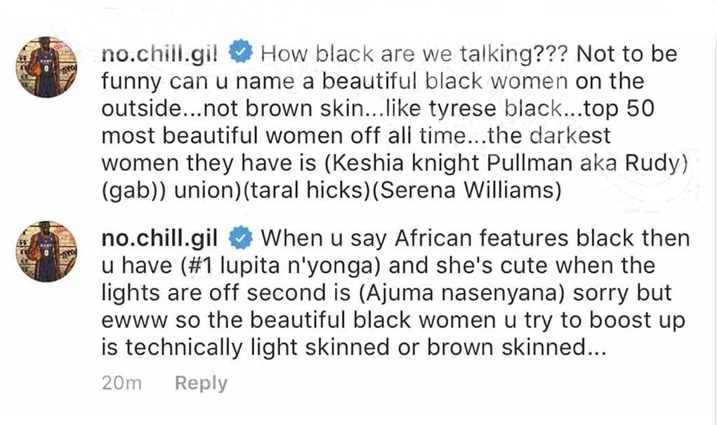 Gilbert Arenas Hates Black Women