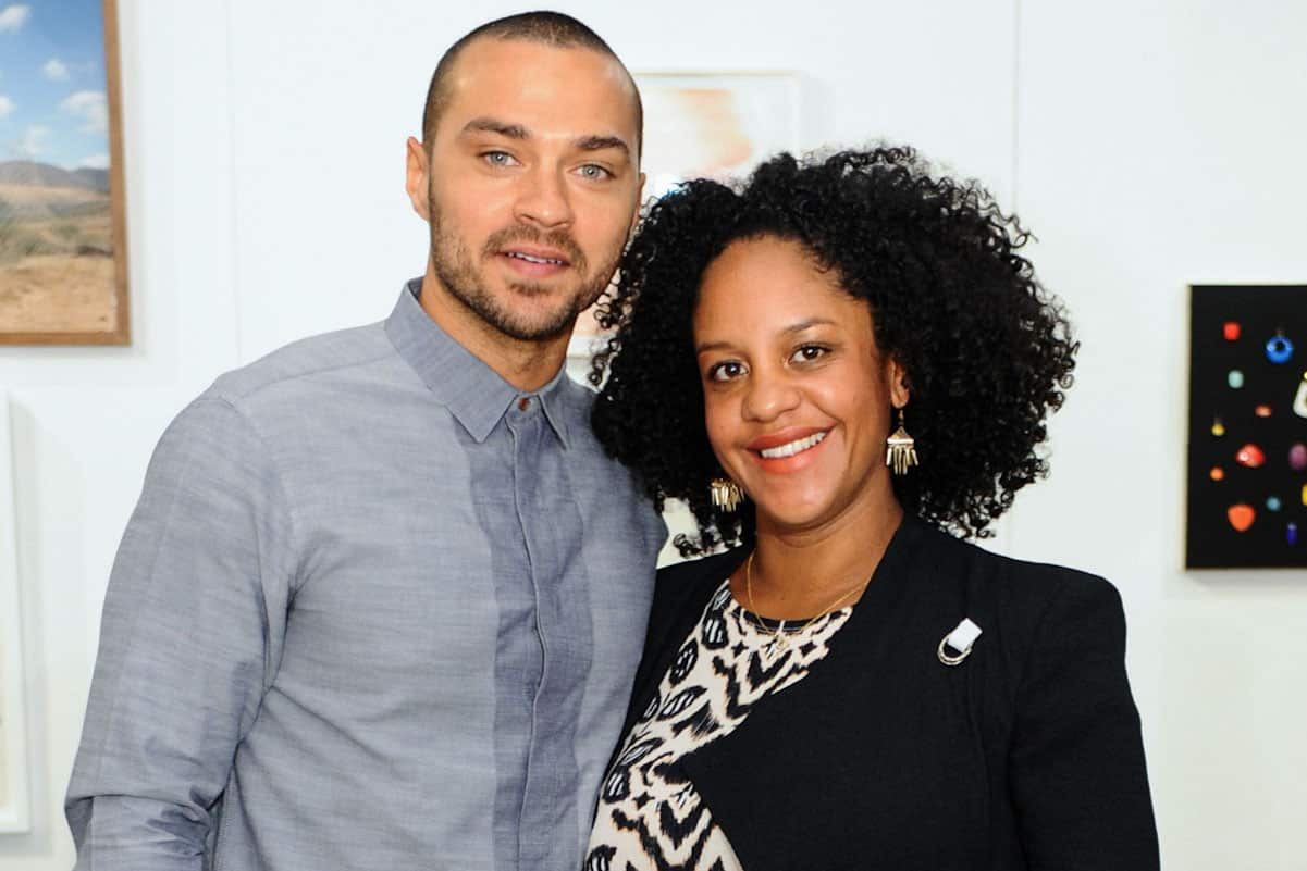 jesse williams wife divorce