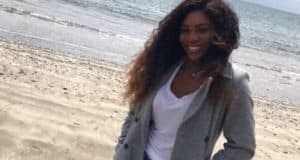 serena williams open letter to baby