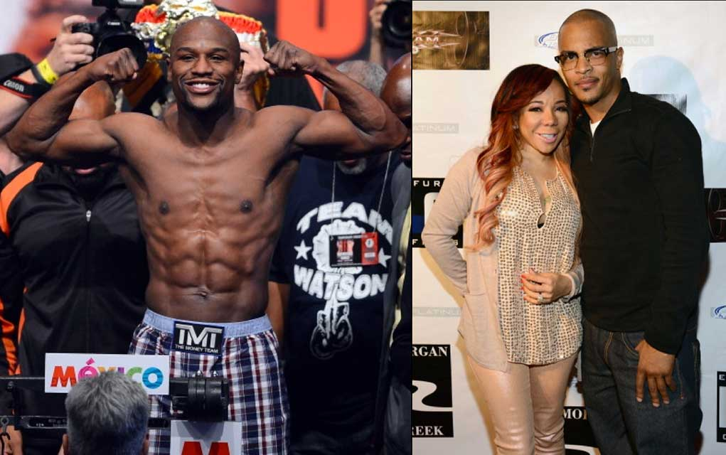 Mayweather Caused Tiny TI Divorce