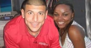 aaron hernandez girlfriend shayanna gay rumors