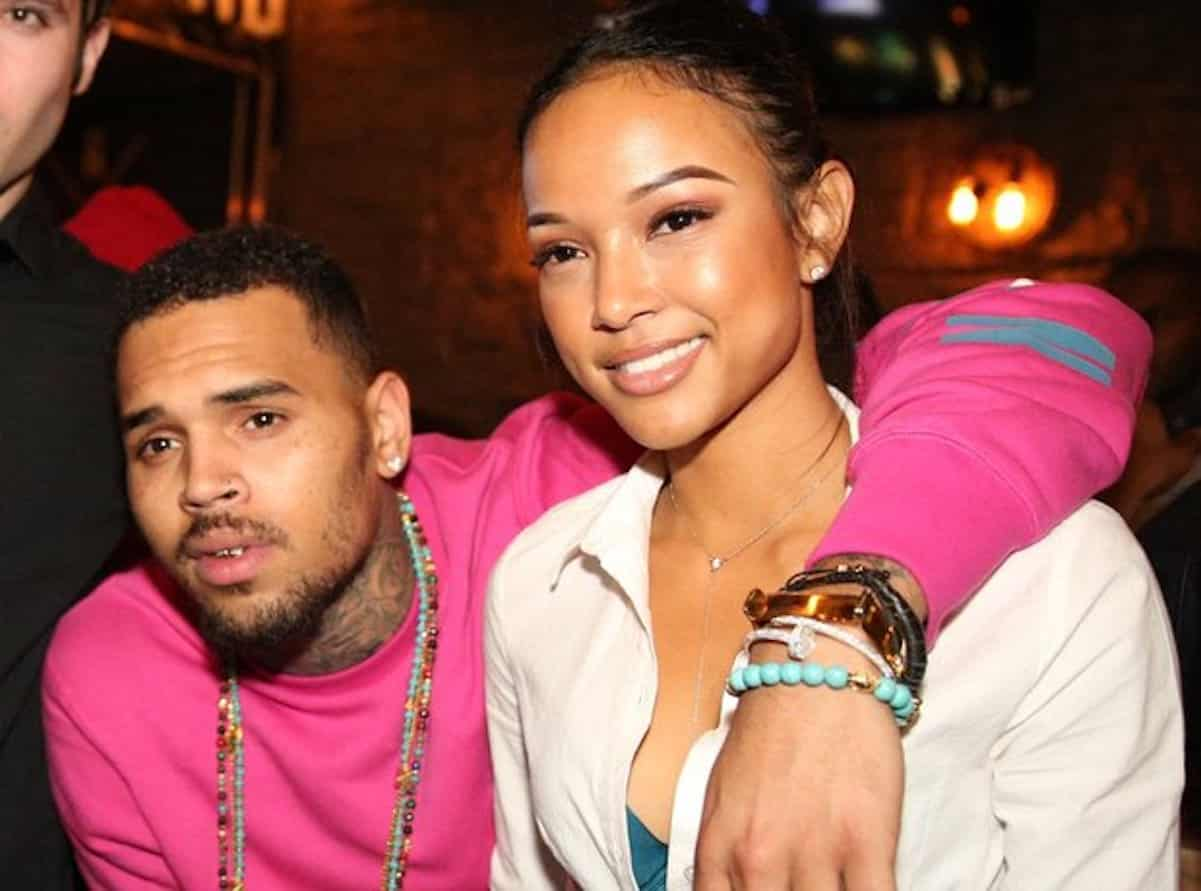 chris brown karrueche restraining order