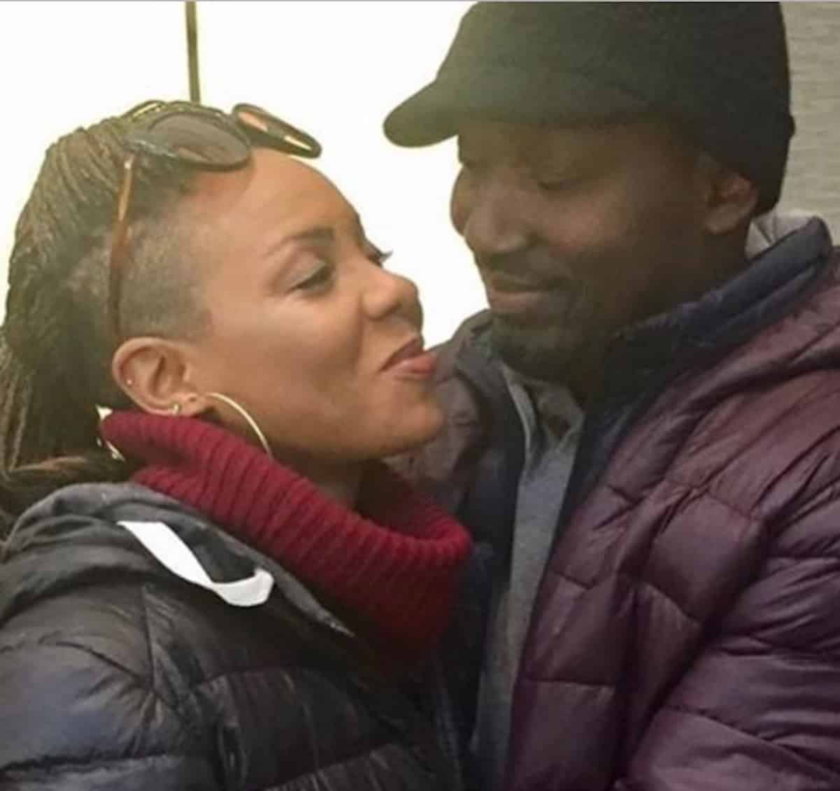 mc lyte engaged