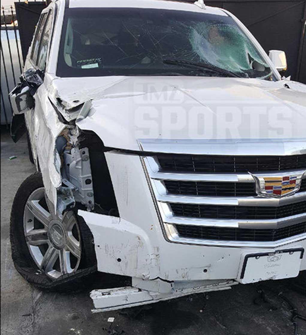 Derek Underwood Car Accident Galleries