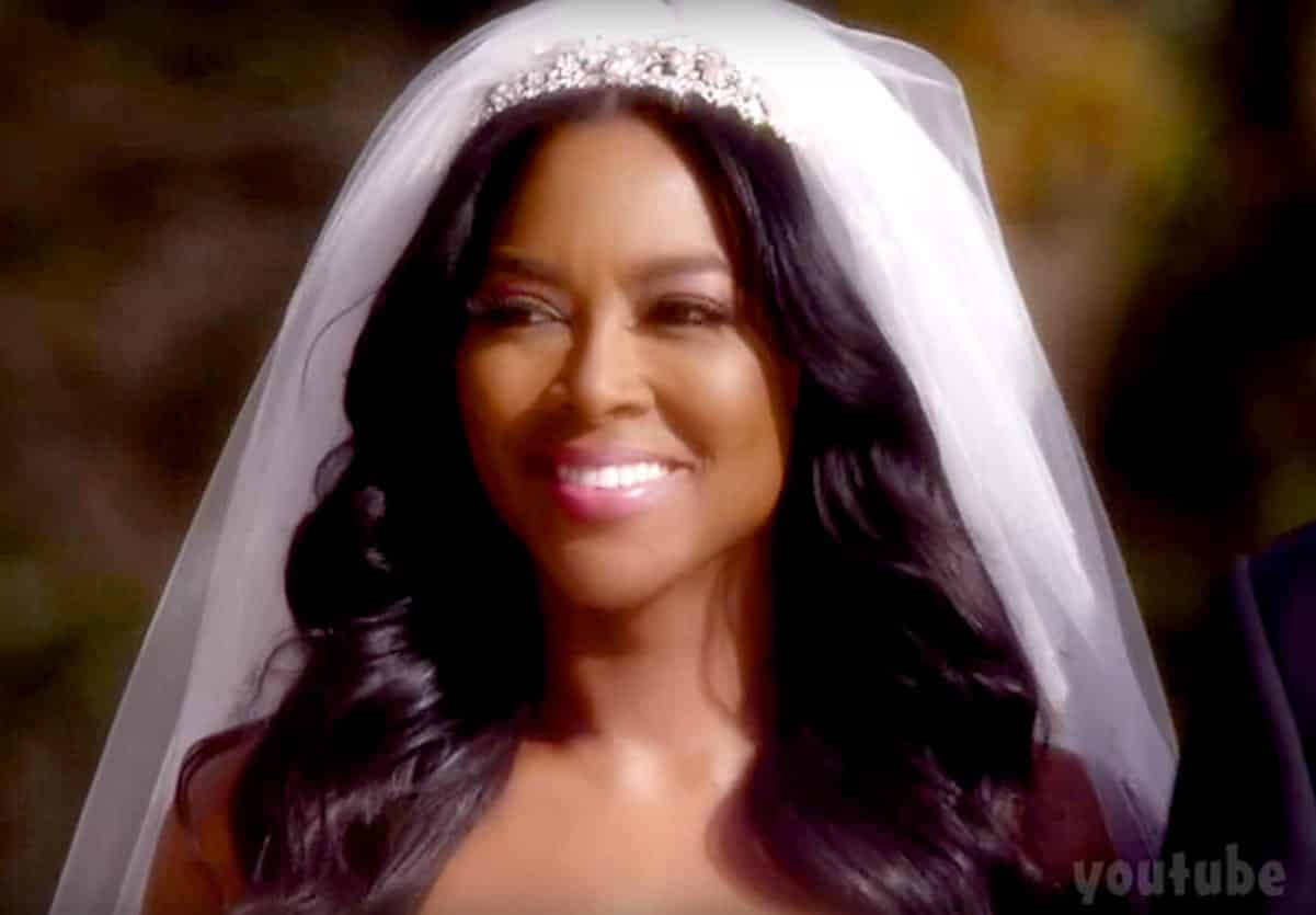 kenya moore married