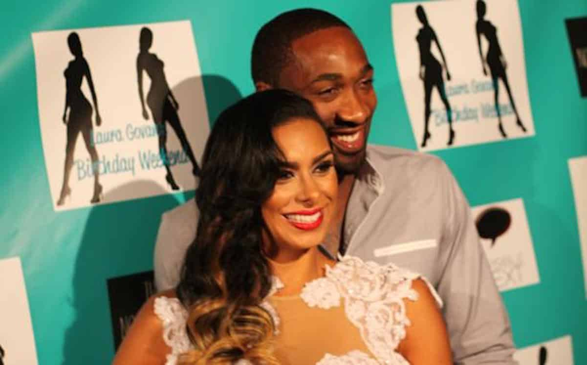 laura govan bashes gilbert arenas