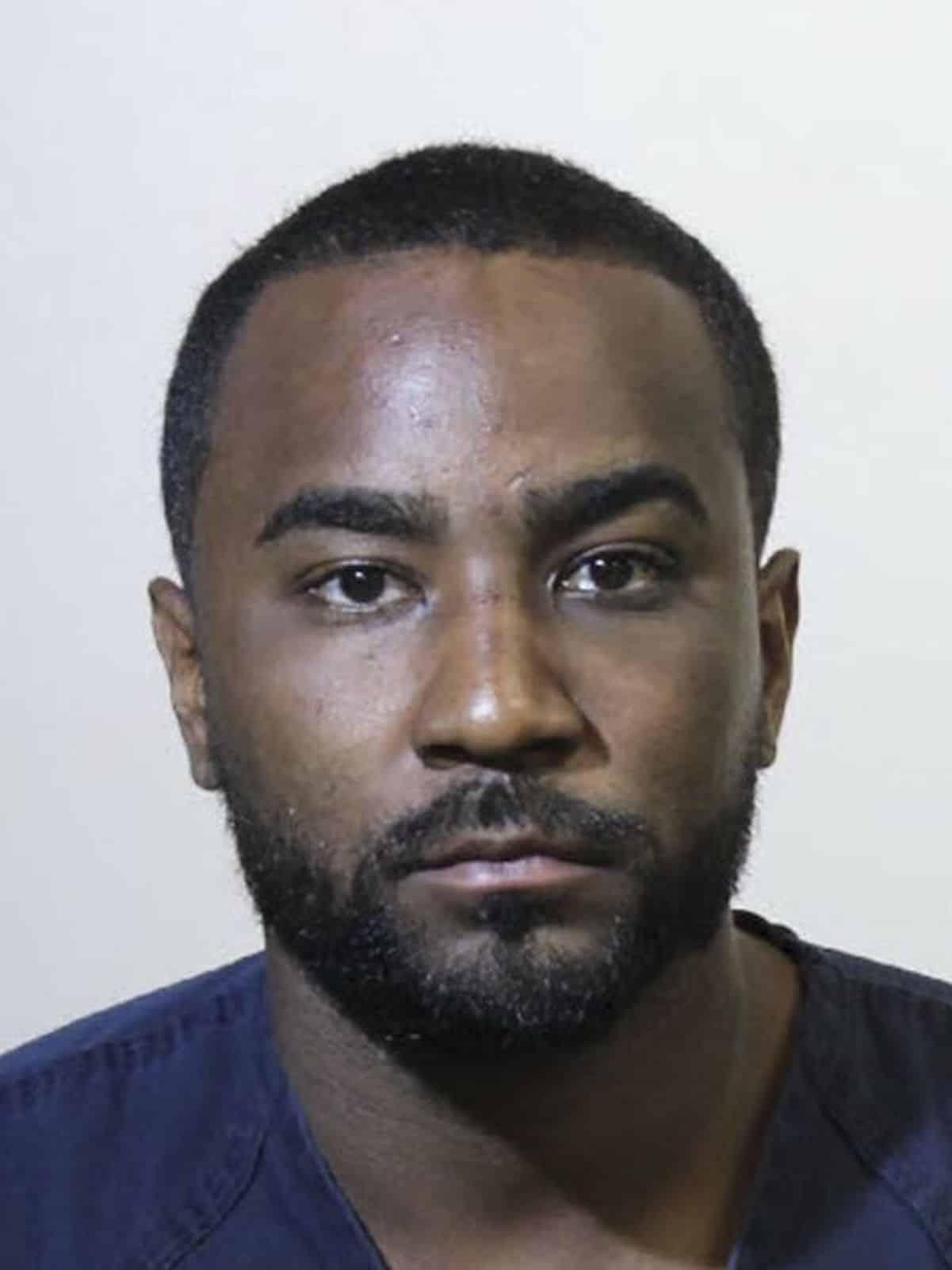 nick gordon arrested assault girlfriend