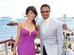 terrence howard michelle ghent spousal support