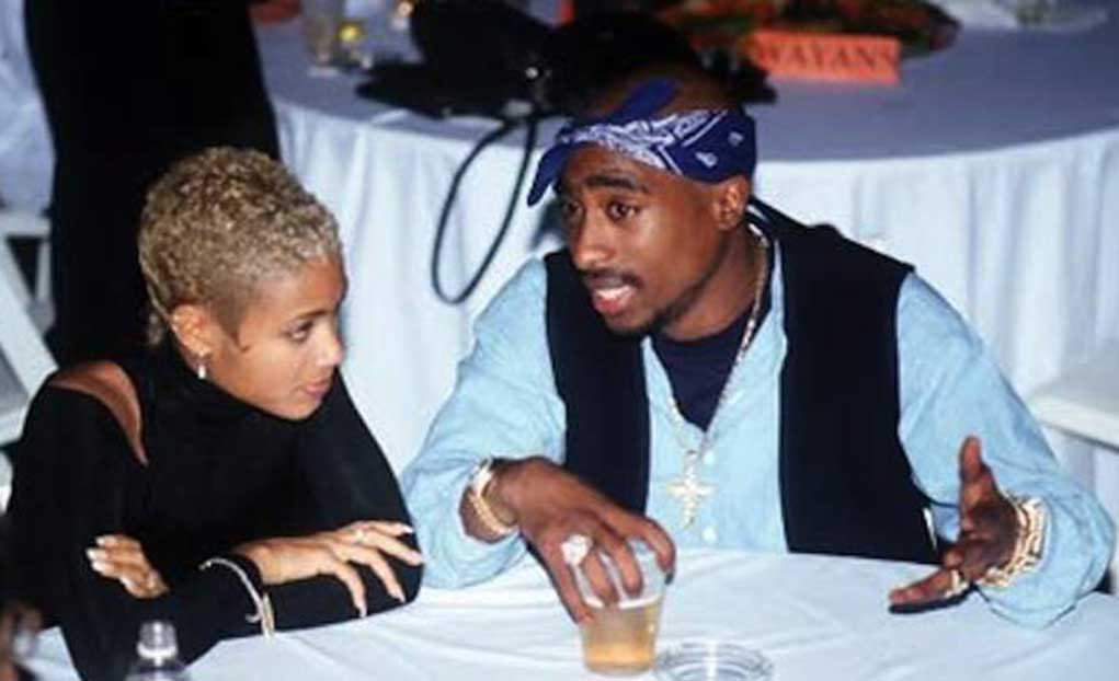 Image result for jada tupac and will smith