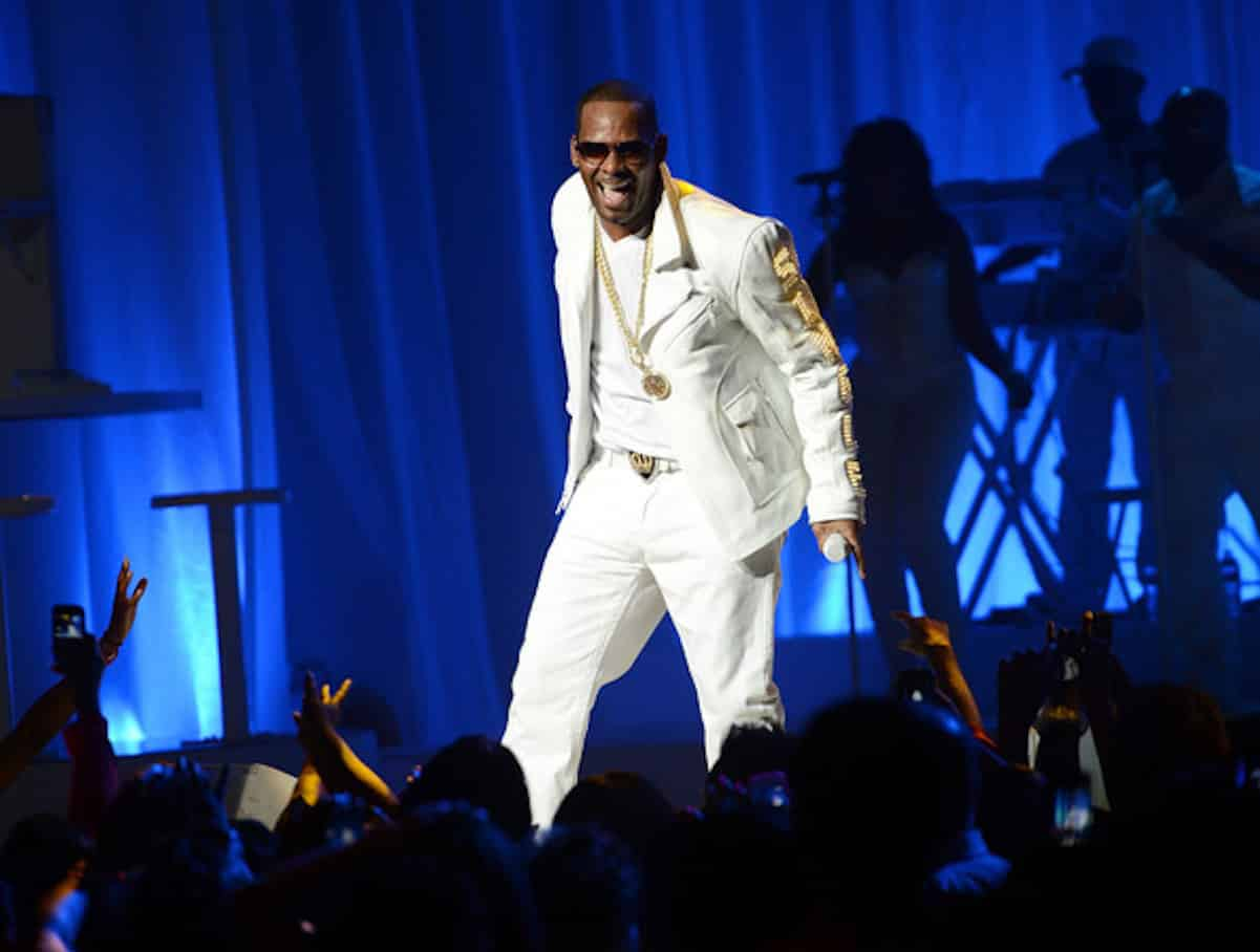 r kelly canceled shows