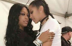trina lesbian lover