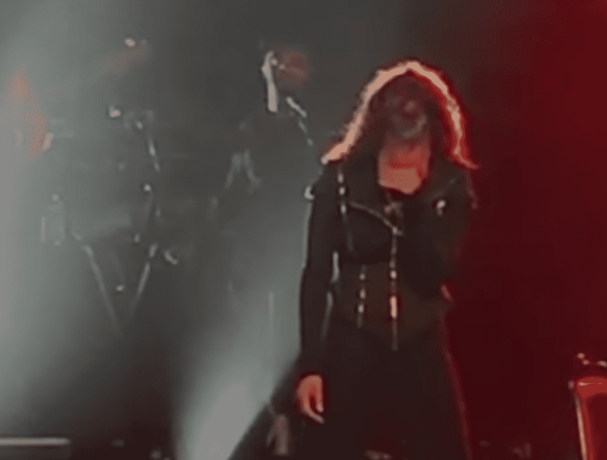janet jackson cries on stage