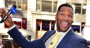 michael strahan hurricane harvey