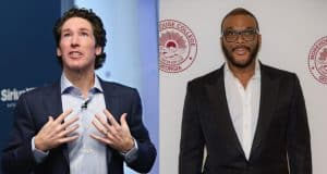 tyler perry defends joel osteen