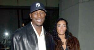 TYRESE GIBSON ex wife daughter restraining order