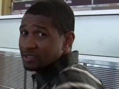 usher male herpes accuser
